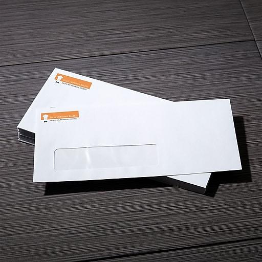 Custom business envelopes staples custom business envelopes rollover image to zoom in httpsstaples 3ps7is reheart Gallery