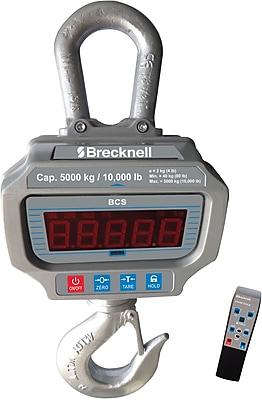 Brecknell Crane Scale, 10,000 lb Capacity