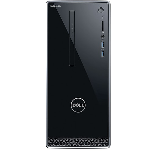 Dell Inspiron i3668-5175BLK Intel Quad Core i5 Desktop
