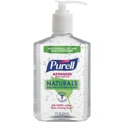 Purell® Naturals Hand Sanitizer, 8 oz.