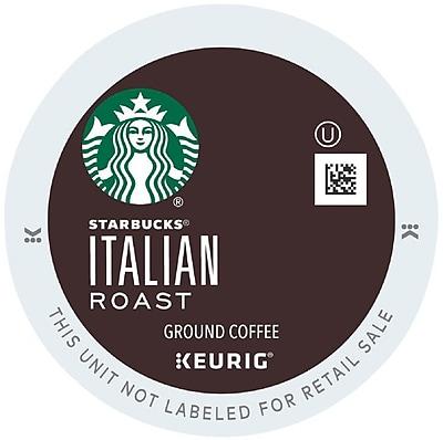 Keurig K-Cup Starbucks Italian Roast Coffee, 16 Count 2580284