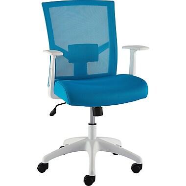 Staples Ardfield Mesh Task Chair, Blue