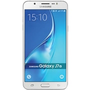 Samsung Galaxy J7 J710M 4G LTE Octa-Core Unlocked Phone w/ 13MP Camera - White