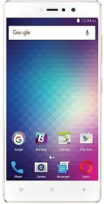 BLU Vivo 5R V0090UU 32GB Unlocked GSM 4G LTE Octa-Core Android Phone w/ 13MP Camera - Gold