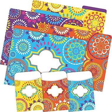 Barker Creek Moroccan Folder & Pocket Set, 42 Pieces Per Set (BC3545)