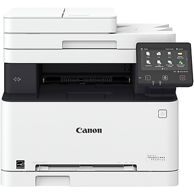 canon imageclass mf634cdw color all in one laser printer