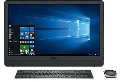 "Dell Inspiron i3464-5397BLK 23.8"" Touch All-in-One Desktop (Intel Core i5, 1TB HDD, 12GB RAM, Windows 10,Intel HD 620 Graphics)"