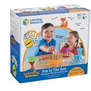 Fox in a Box- Position Word Activity Set