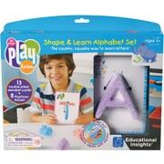 Playfoam® Shape & Learn Alphabet Set