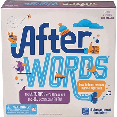 AfterWORDS™