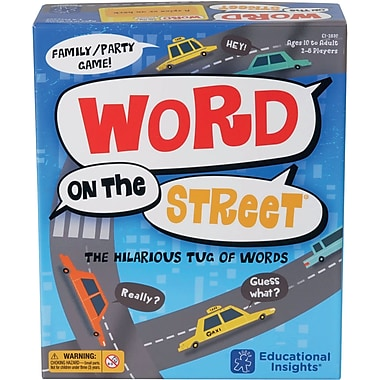 Educational Insights - Word ON The Street