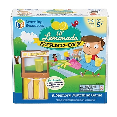 Lil' Lemonade Stand-Off™ A Memory Matching Game