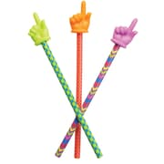 Patterned Hand Pointers - Set of 3