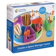 Learning Resources® Create-a-Space  Storage Center