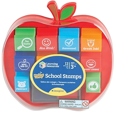 Pretend and Play® School Stamps