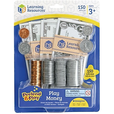 Pretend and Play®Play Money