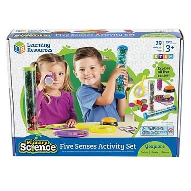 Primary Science ™ 5 Senses Activity Set