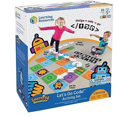 Let's Go Code!™ Activity Set