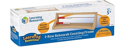 2-Row Rekenrek Counting Frame