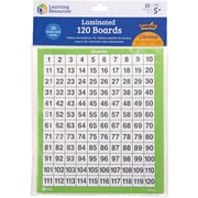 Laminated 120 Boards
