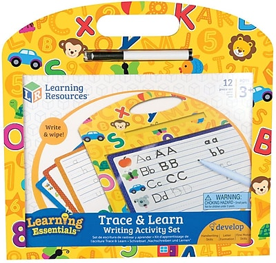 Trace & Learn Writing Activity Set