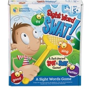 Learning Resources – Jeu de mots visuel Sight Words Swat!
