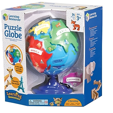 Learning Resources - Casse-tête globe