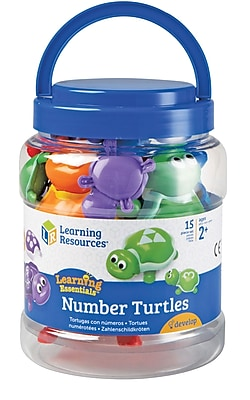Snap-n-Learn™ Number Turtles