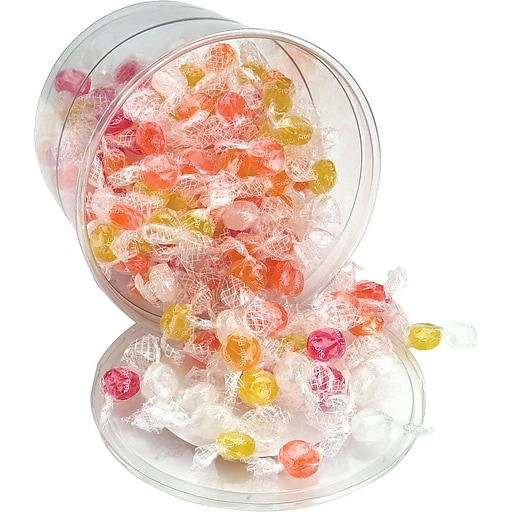 Office Snax Sugar Free Hard Candies, Fruit, 23 Oz., 160/Pack (OFX00007)