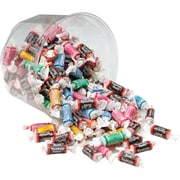 Office Snax Assorted Tootsie Roll Candy, 28 oz. Bowl