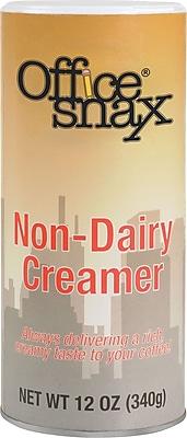 Office Snax® Powder Non-Dairy Creamer, 12 oz., 24/Ct