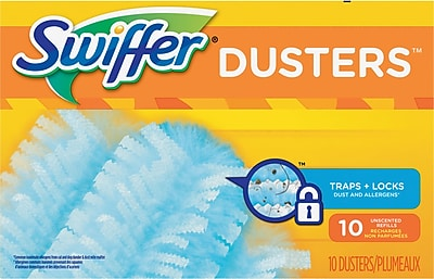 Swiffer® Duster Refills, 10 Cloths/Box