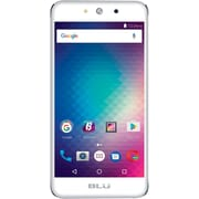 BLU Grand M G070Q Unlocked GSM Quad-Core Dual-SIM Phone - Silver