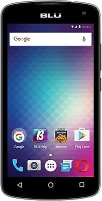 BLU Studio G2 HD S550Q Unlocked GSM Quad-Core Phone - Gray
