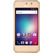 BLU Vivo 5 Mini V050Q Unlocked GSM Quad-Core Dual-SIM Phone - Gold