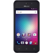BLU Vivo 5 Mini V050Q Unlocked GSM Quad-Core Dual-SIM Phone - Gray
