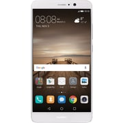 HUAWEI Mate 9 64GB Unlocked GSM 4G LTE Octa-Core Phone w/ 20MP + 12MP Camera - Moonlight Silver