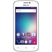 BLU Advance 4.0M Unlocked GSM Quad-Core Phone - White