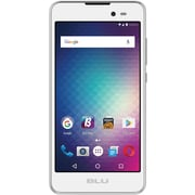 BLU Dash G D490U Unlocked GSM Quad-Core Phone - White