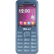 BLU Diva 3 Unlocked GSM Phone - Blue