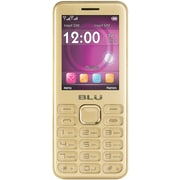 BLU Diva 3 Unlocked GSM Phone - Gold