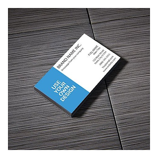 Custom business card magnets staples httpsstaples 3ps7is reheart Gallery