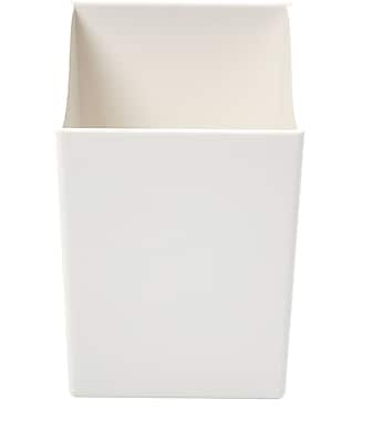 Martha Stewart Wall Manager® System Hanging Pencil Cup, White (50340)