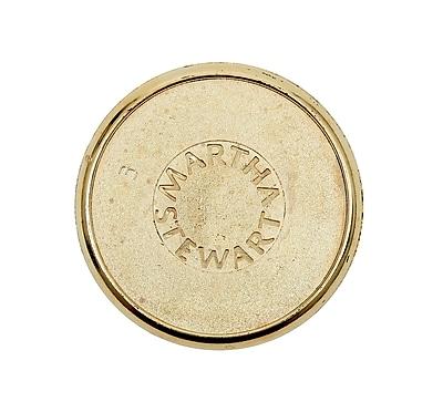 Martha Stewart Discbound™ Expansion Rings, Gold (51097)