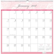 2018 House of Doolittle12 x 12 Wall Calendar Breast Cancer Awareness Pink (3671)