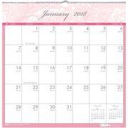 2018 House of Doolittle12 x 12 Wall Calendar Breast Cancer Awareness Pink (3671)