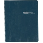 2018 House of Doolittle 8.5 x 11 Professional Weekly Planner Blue (272-07)