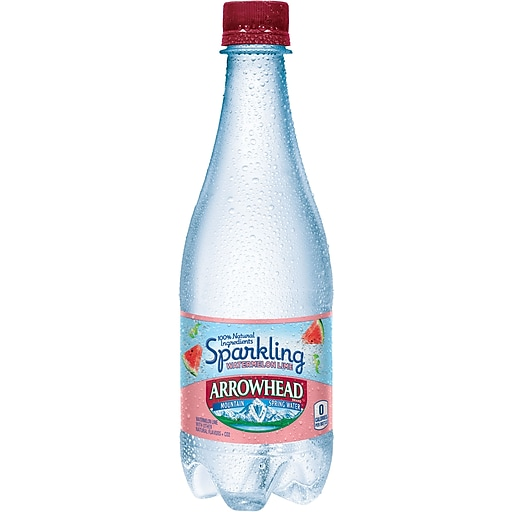 Nestle 174 Waters Regional Spring Sparkling Bottled Water