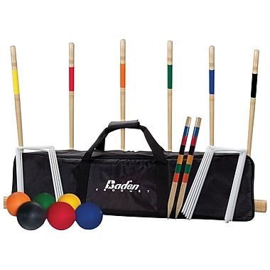 Baden Sports, Deluxe Series Croquet Set (G209-02-P2)