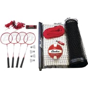 Champions Series Outdoor Combo Badminton/Volleyball Set